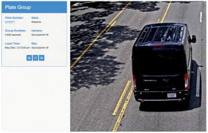 license plate recognition app